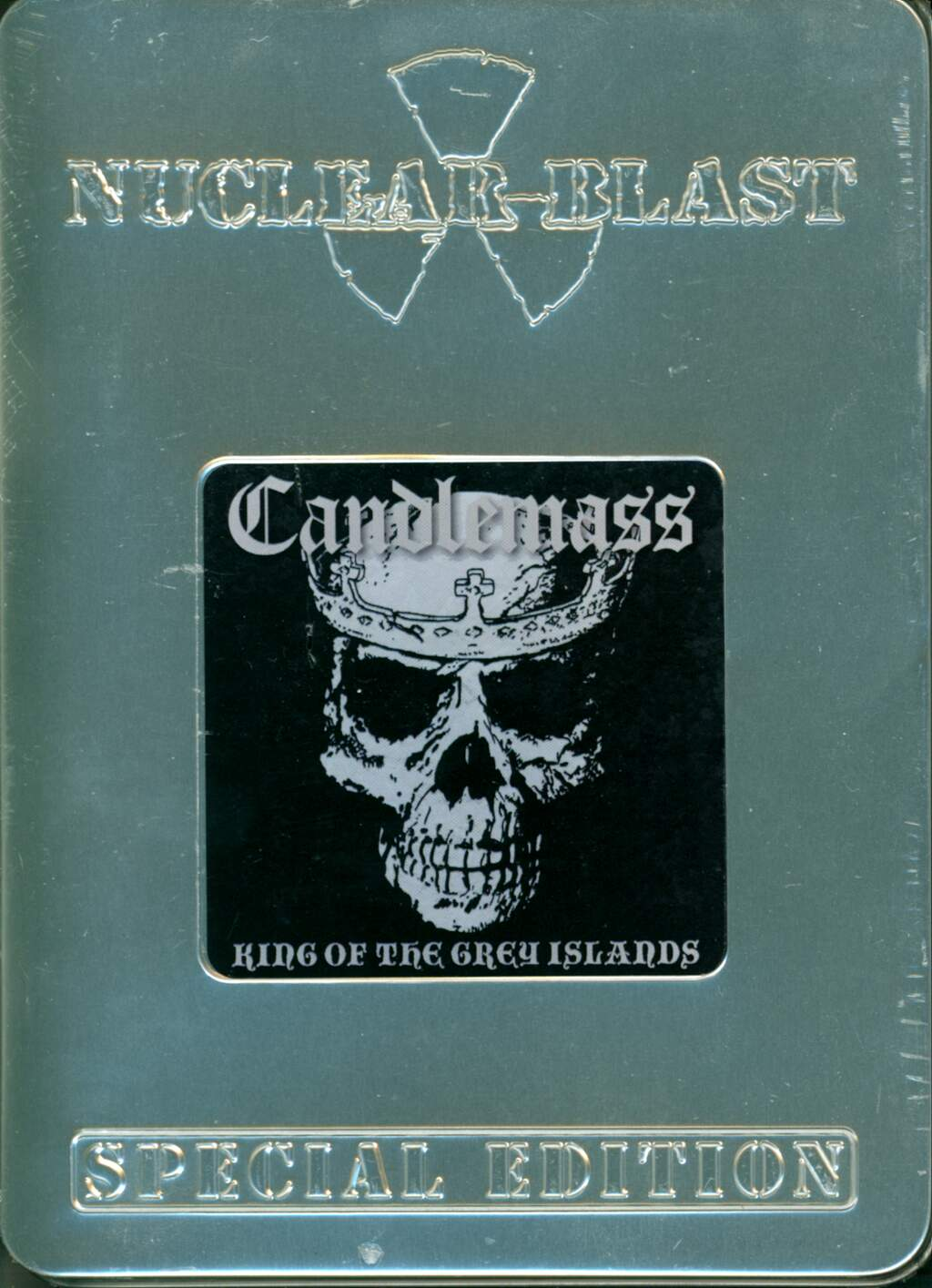 Candlemass: King Of The Grey Islands, CD