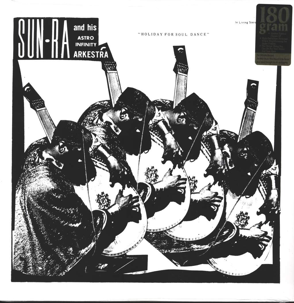 The Sun Ra Arkestra: Holiday For Soul Dance, LP (Vinyl)