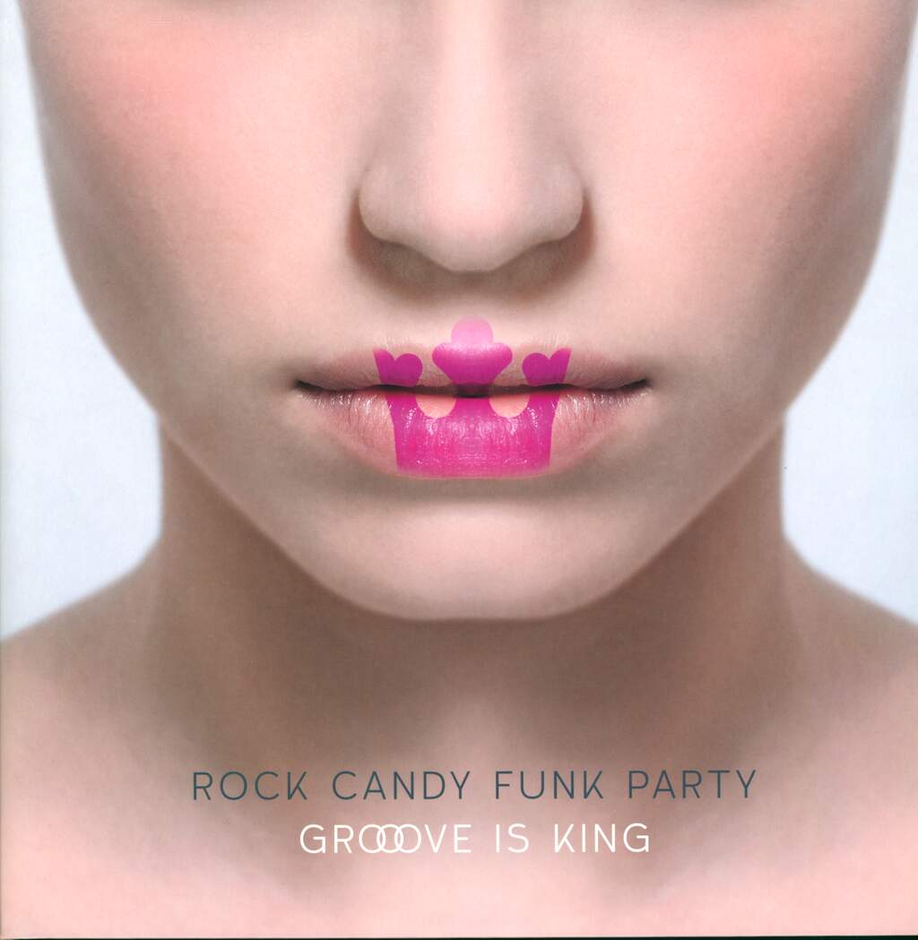 Rock Candy Funk Party: Groove Is King, 2×LP (Vinyl)