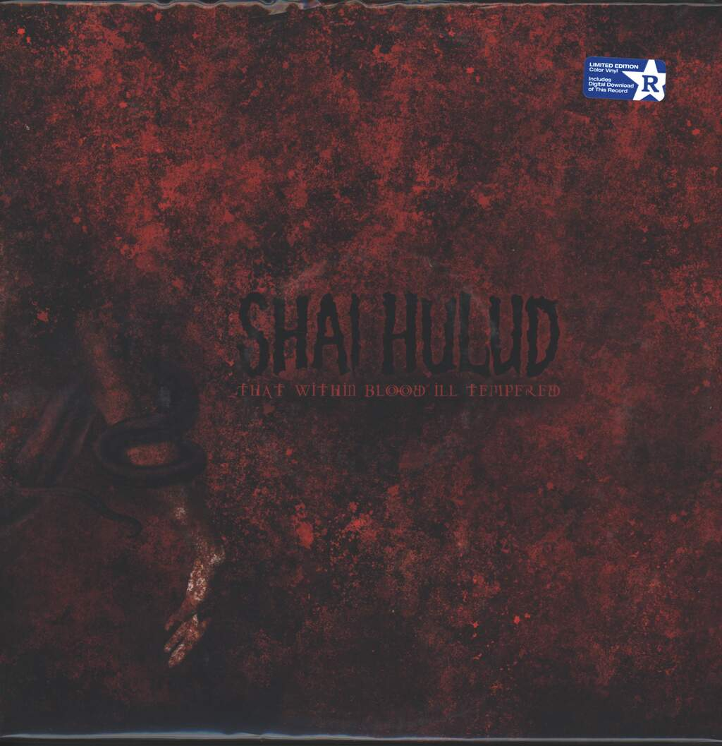 Shai Hulud: That Within Blood Ill-Tempered, LP (Vinyl)