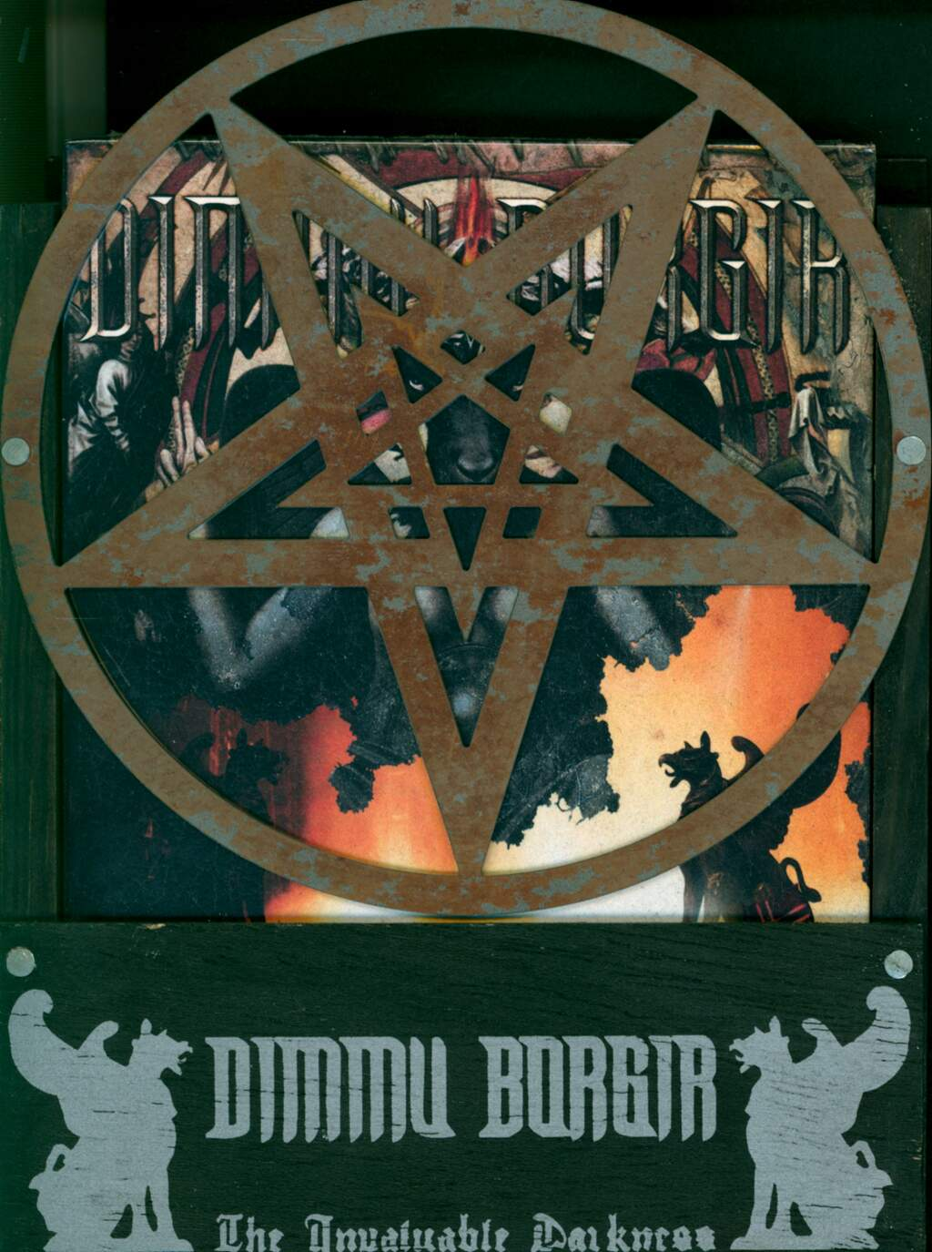 Dimmu Borgir: The Invaluable Darkness, DVD