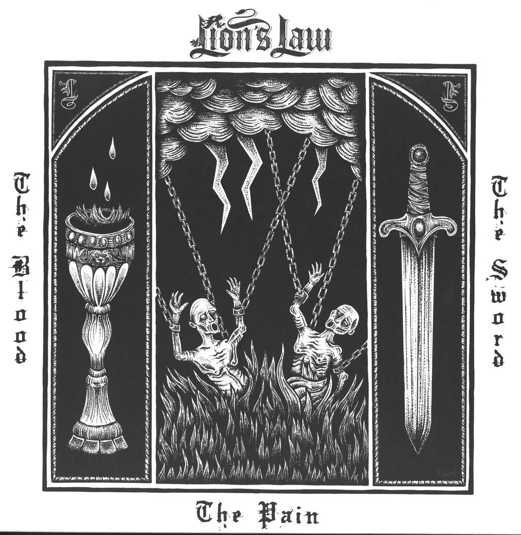 Lion's Law: The Pain, The Blood And The Sword, LP (Vinyl)