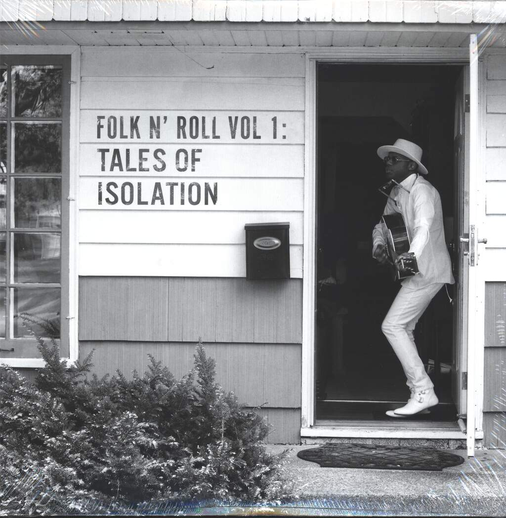 J.S. Ondara: Folk N' Roll, Vol. 1: Tales Of Isolation, 2×LP (Vinyl)