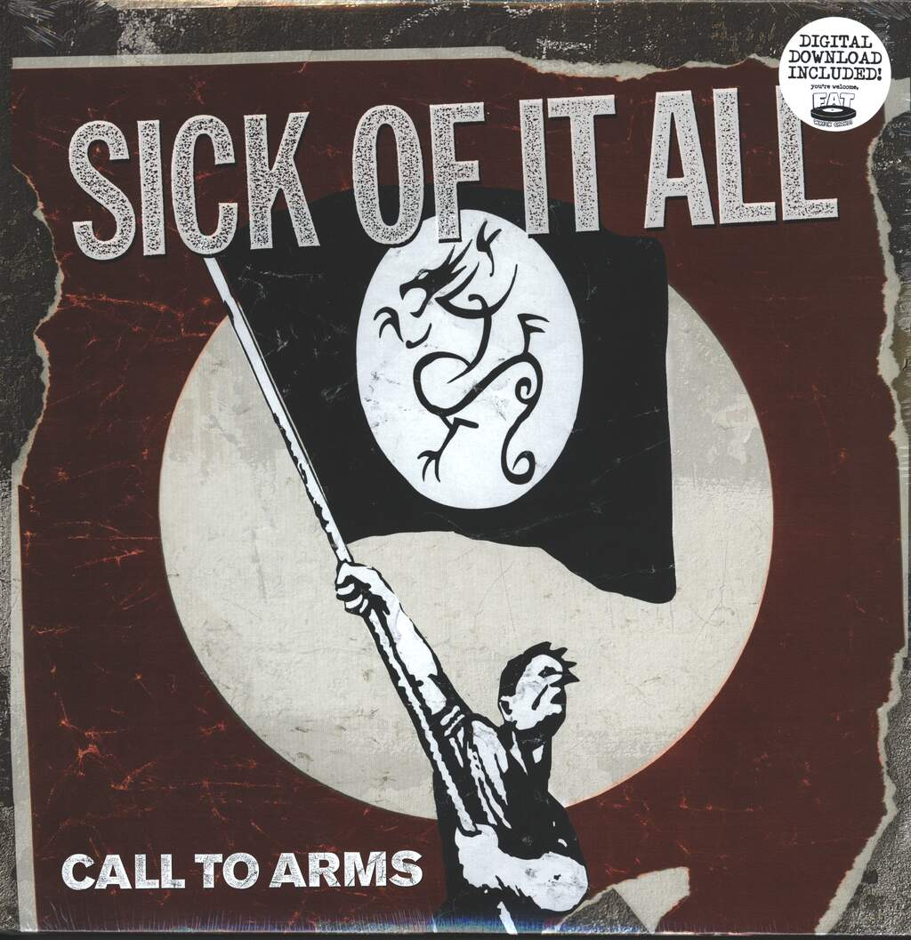 Sick Of It All: Call To Arms, LP (Vinyl)