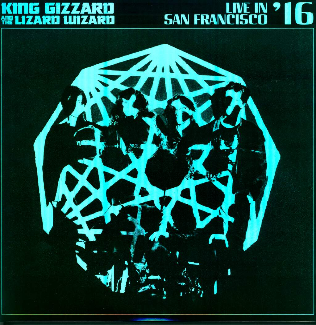King Gizzard And The Lizard Wizard: Live In San Francisco '16, LP (Vinyl)