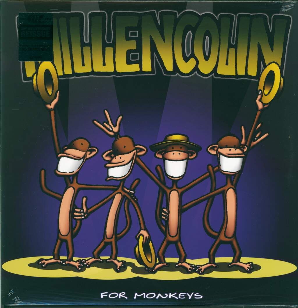 Millencolin: For Monkeys, LP (Vinyl)