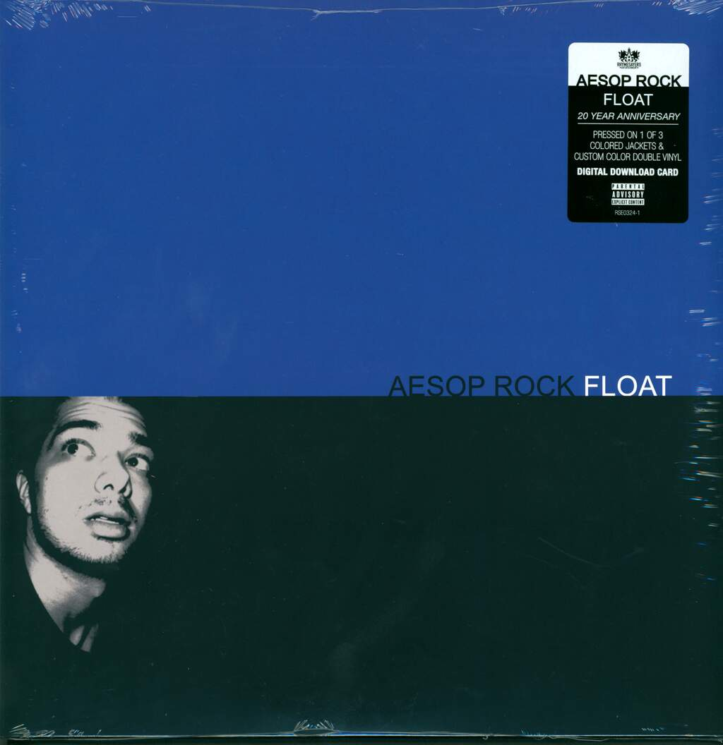 Aesop Rock: Float, LP (Vinyl)