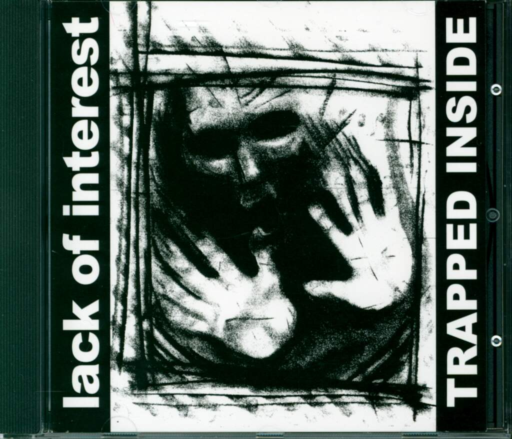 Lack Of Interest: Trapped Inside, CD