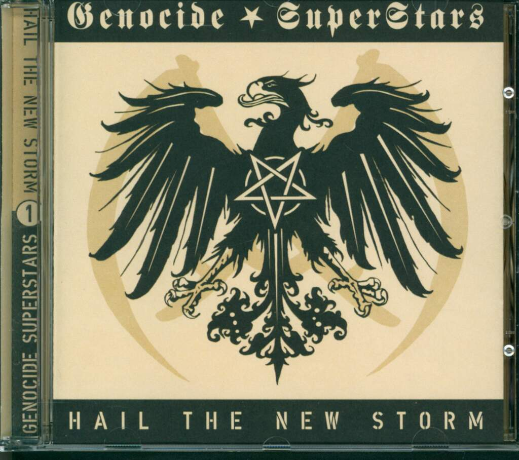 Genocide Superstars: Hail The New Storm, CD