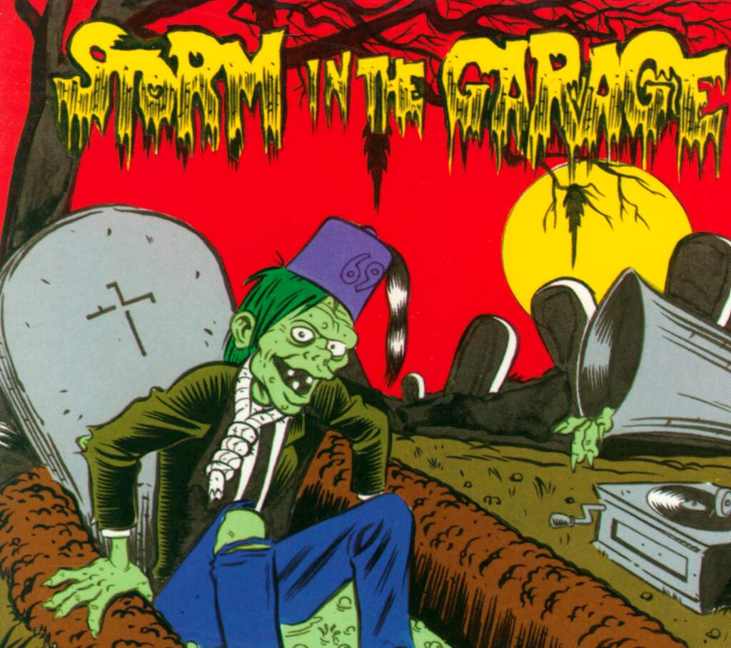 Various: Storm In The Garage, 3×CD