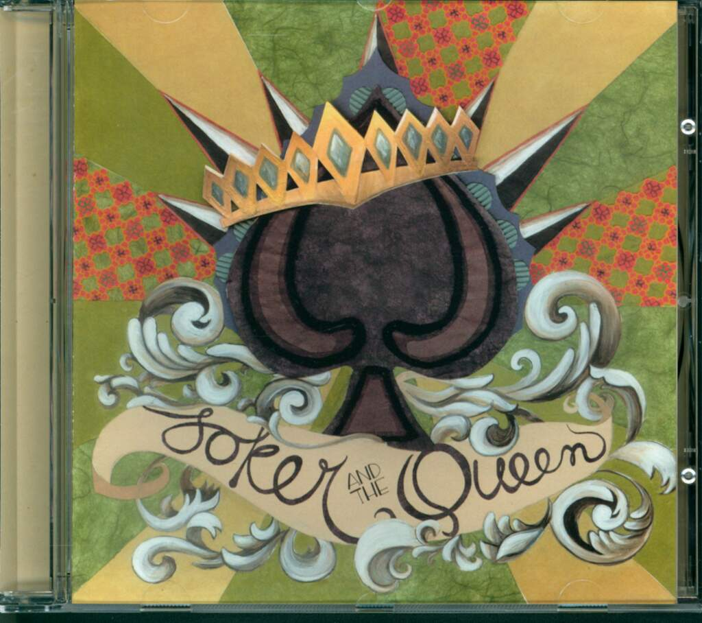 Hollus: Joker And The Queen, CD
