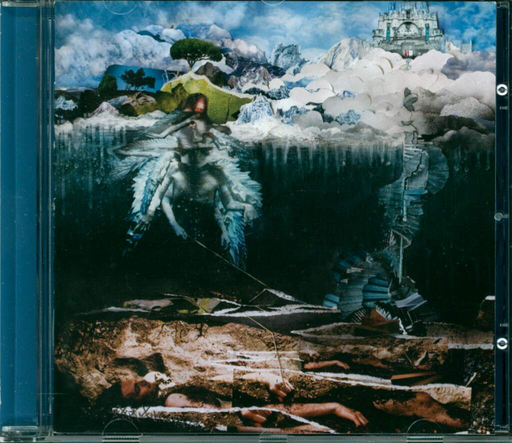 John Frusciante: The Empyrean, CD