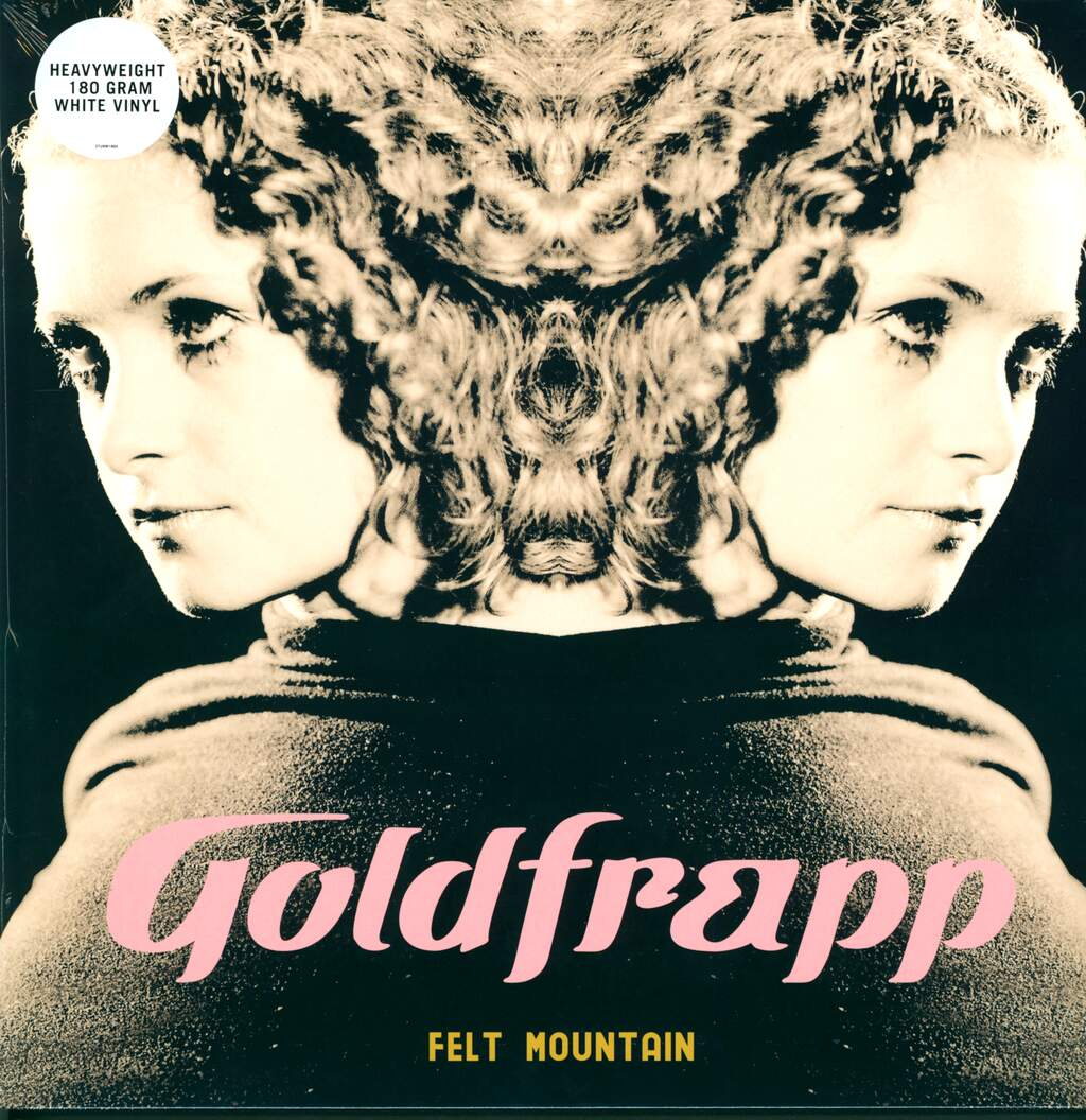 Goldfrapp: Felt Mountain, LP (Vinyl)
