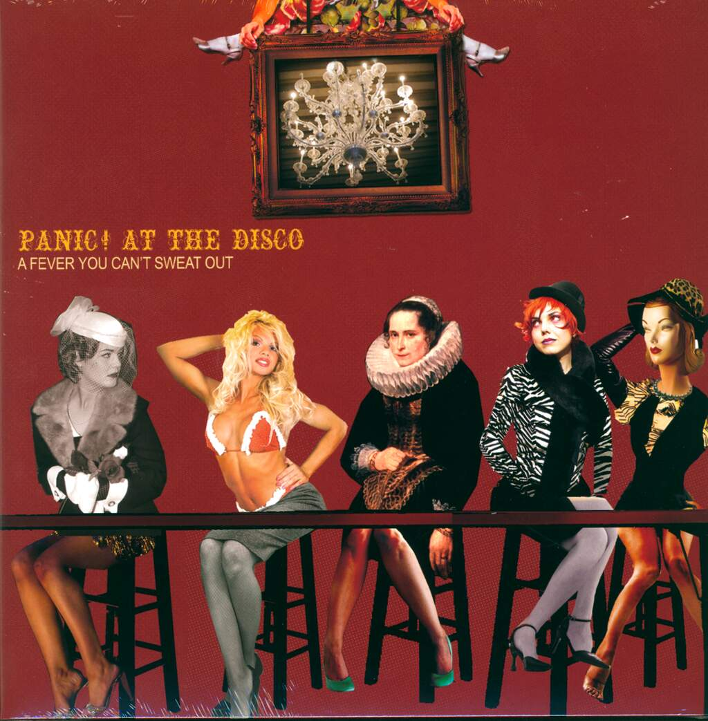 Panic! At The Disco: A Fever You Can't Sweat Out, LP (Vinyl)