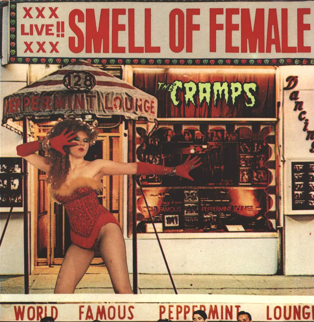 Cramps: Smell Of Female, LP (Vinyl)