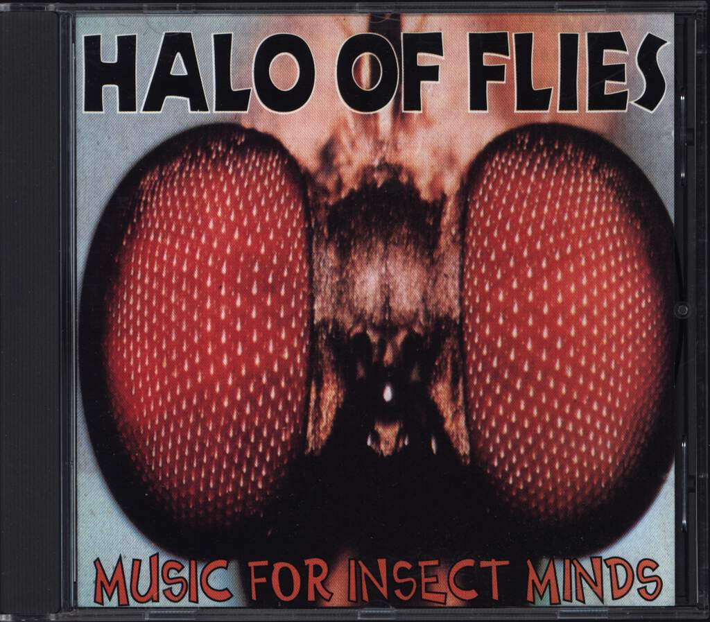 Halo Of Flies: Music For Insect Minds, CD