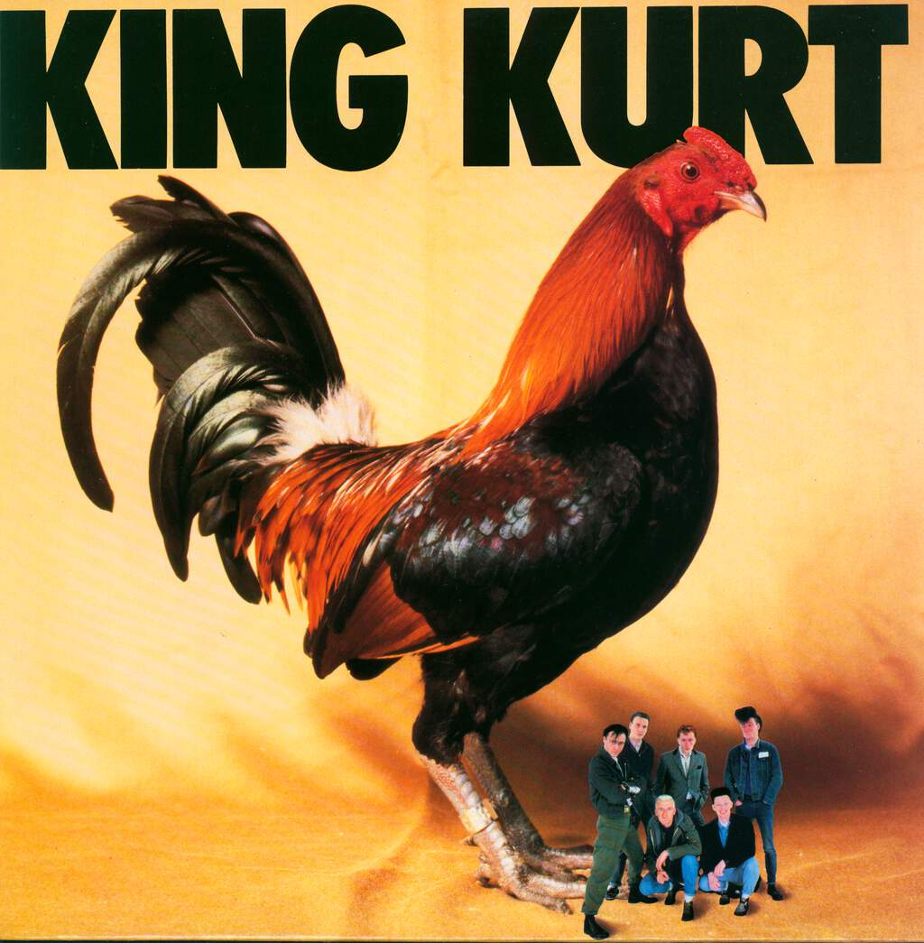 King Kurt: Big Cock, LP (Vinyl)