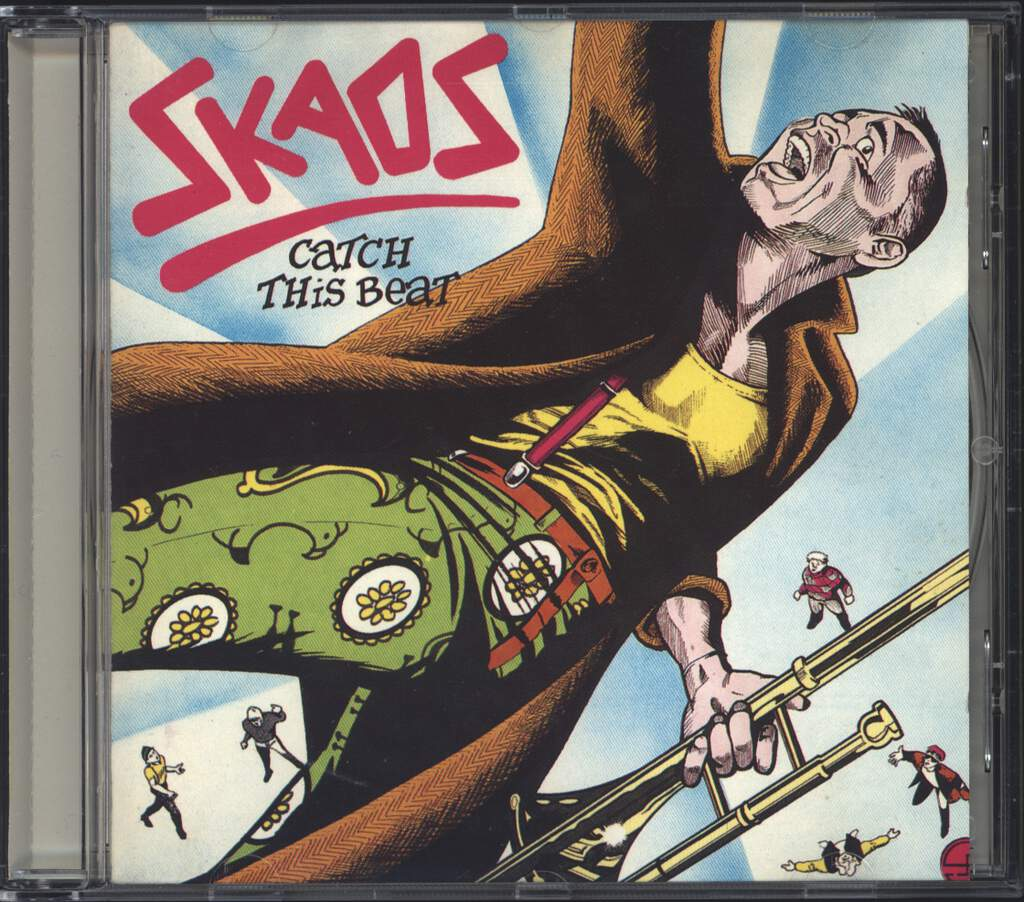 Skaos: Catch This Beat / Beware, CD