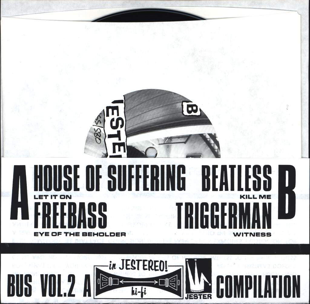 "Various: Bus Vol. II, 7"" Single (Vinyl)"