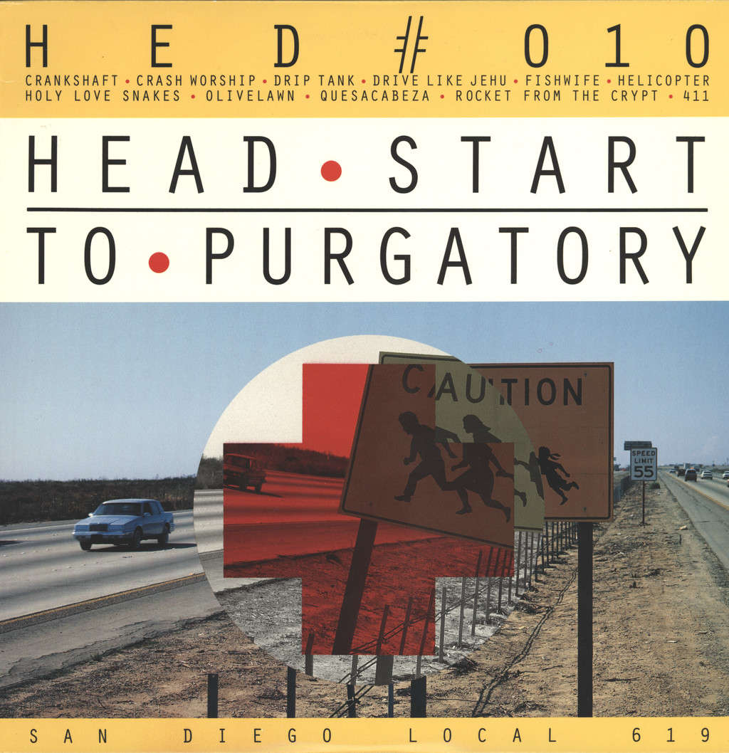 Various: Head Start To Purgatory, LP (Vinyl)