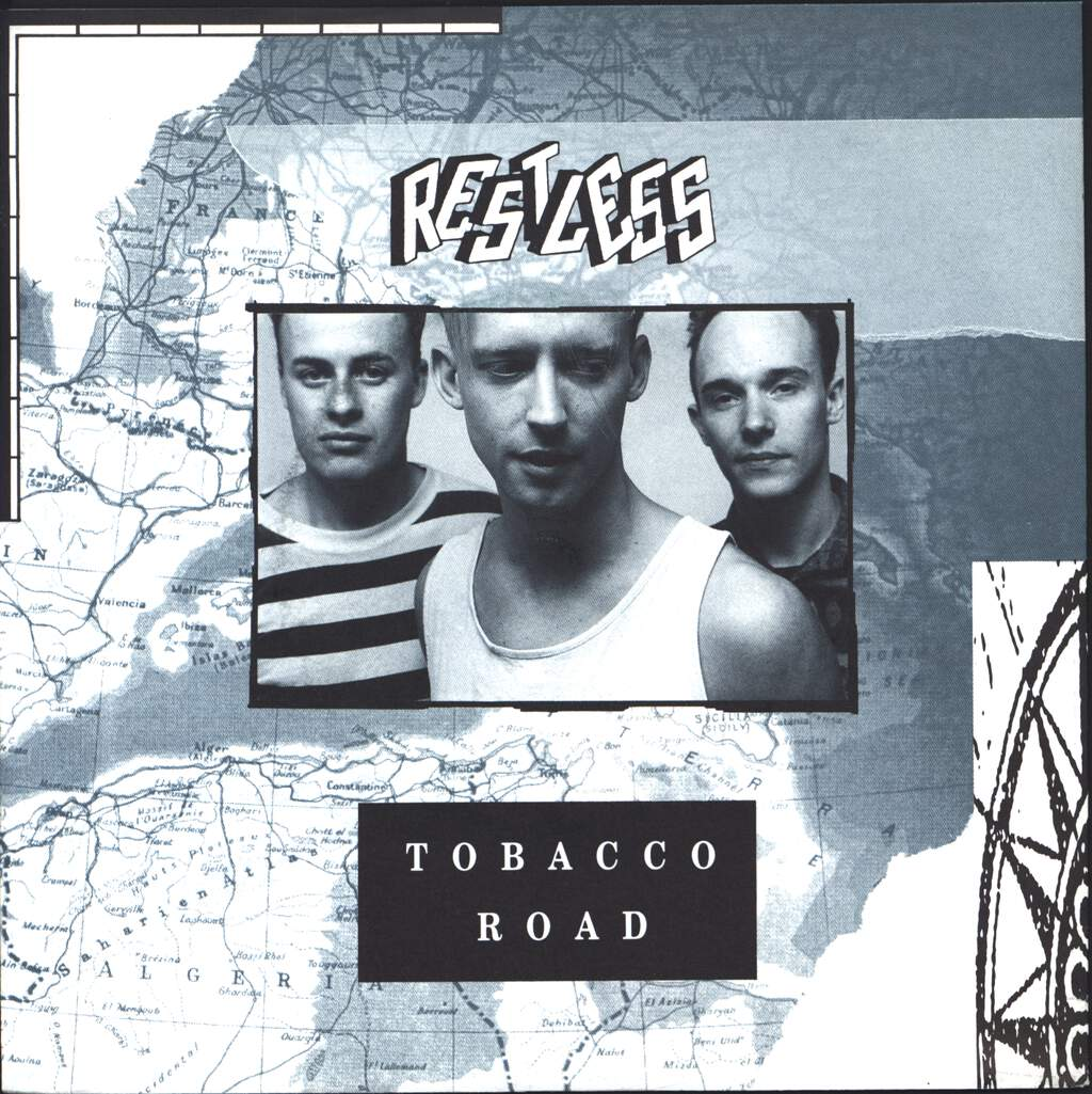 "Restless: Tobacco Road, 7"" Single (Vinyl)"