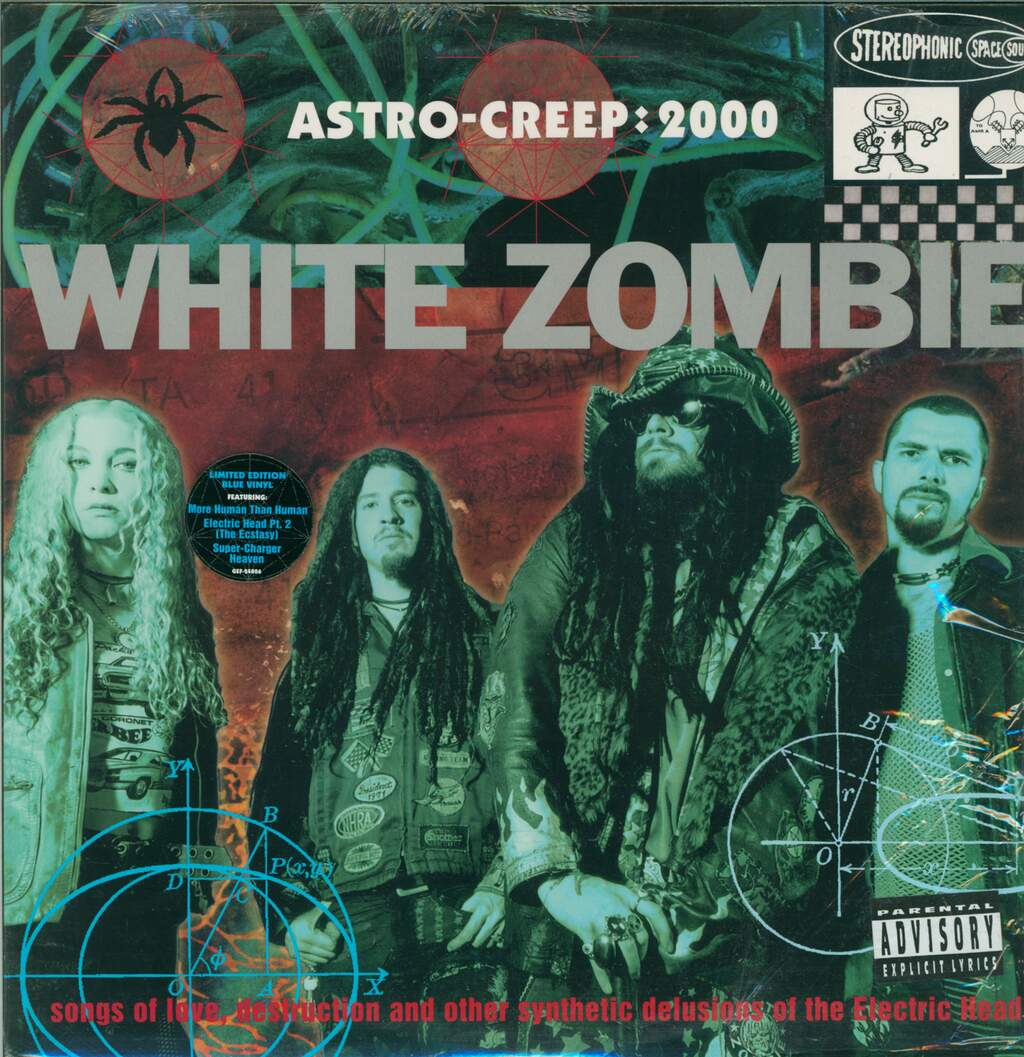 White Zombie: Astro-Creep: 2000, LP (Vinyl)