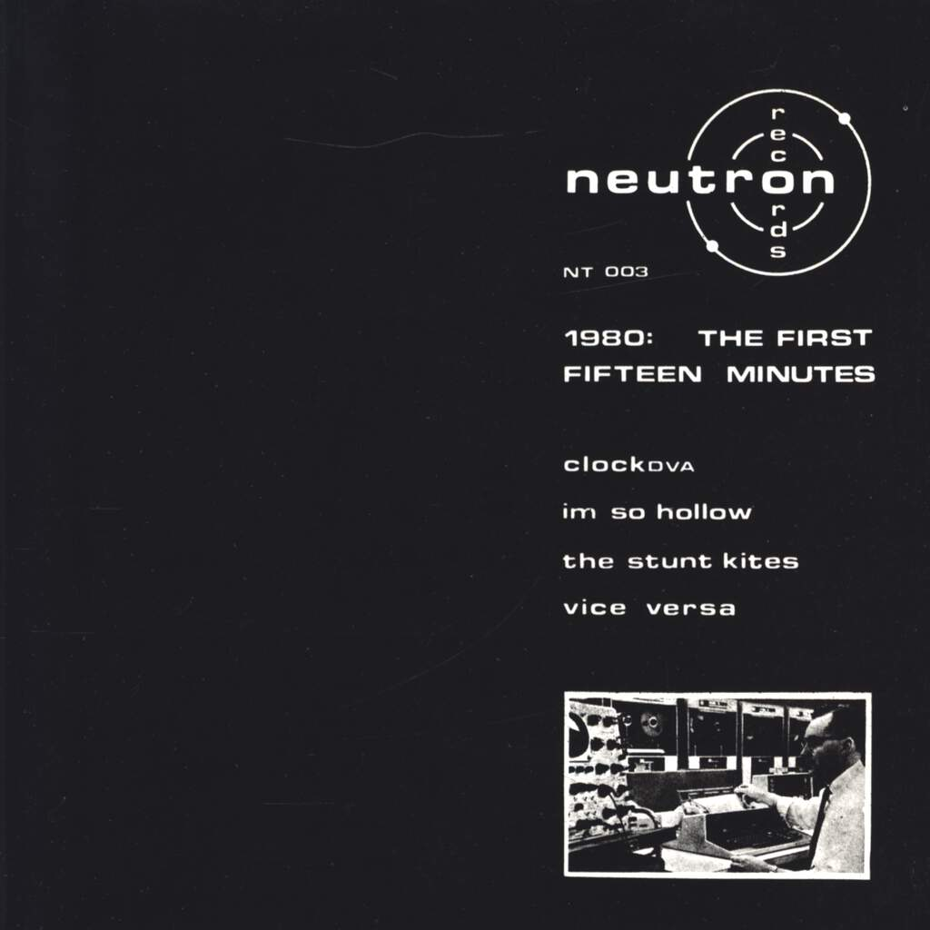 "Various: 1980: The First Fifteen Minutes, 7"" Single (Vinyl)"