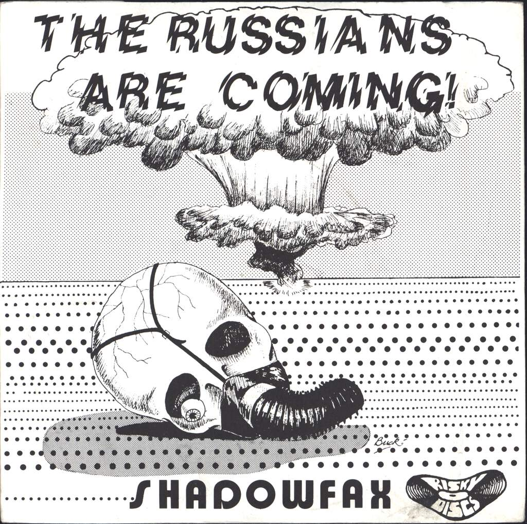 "Shadowfax: The Russians Are Coming, 7"" Single (Vinyl)"