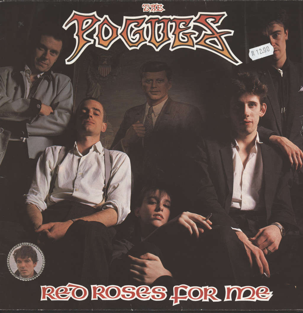 Pogues: Red Roses For Me, LP (Vinyl)