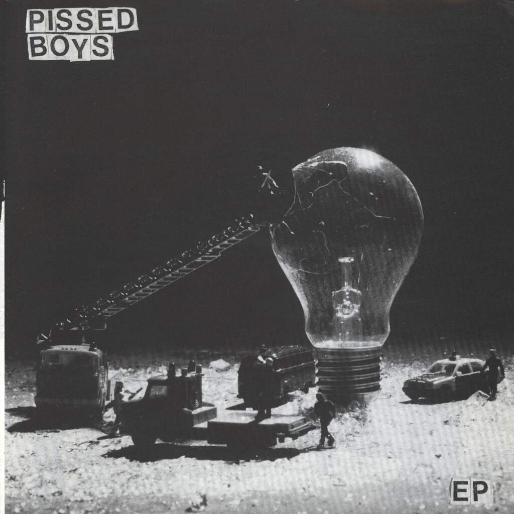 "Pissed Boys: EP, 7"" Single (Vinyl)"