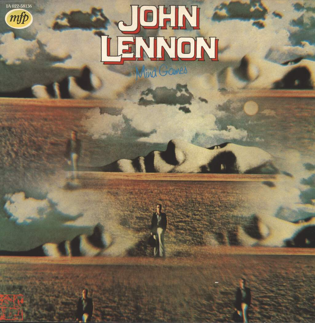 John Lennon: Mind Games, LP (Vinyl)