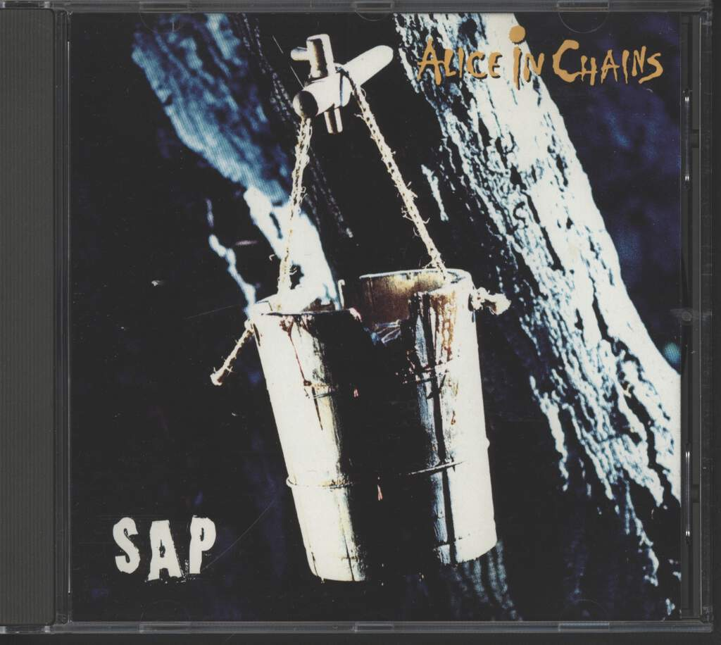 Alice in Chains: Sap, Mini CD