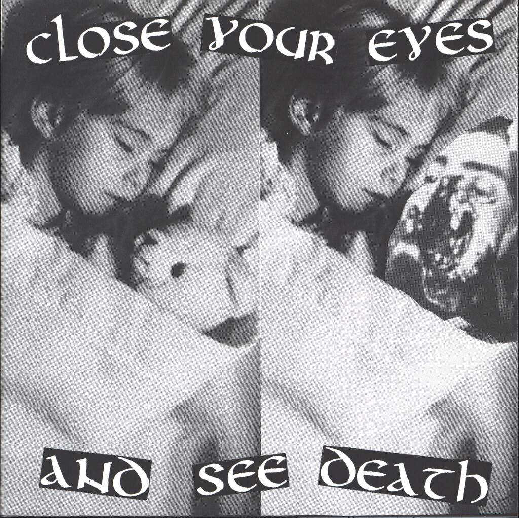 "Various: Close Your Eyes And See Death, 7"" Single (Vinyl)"