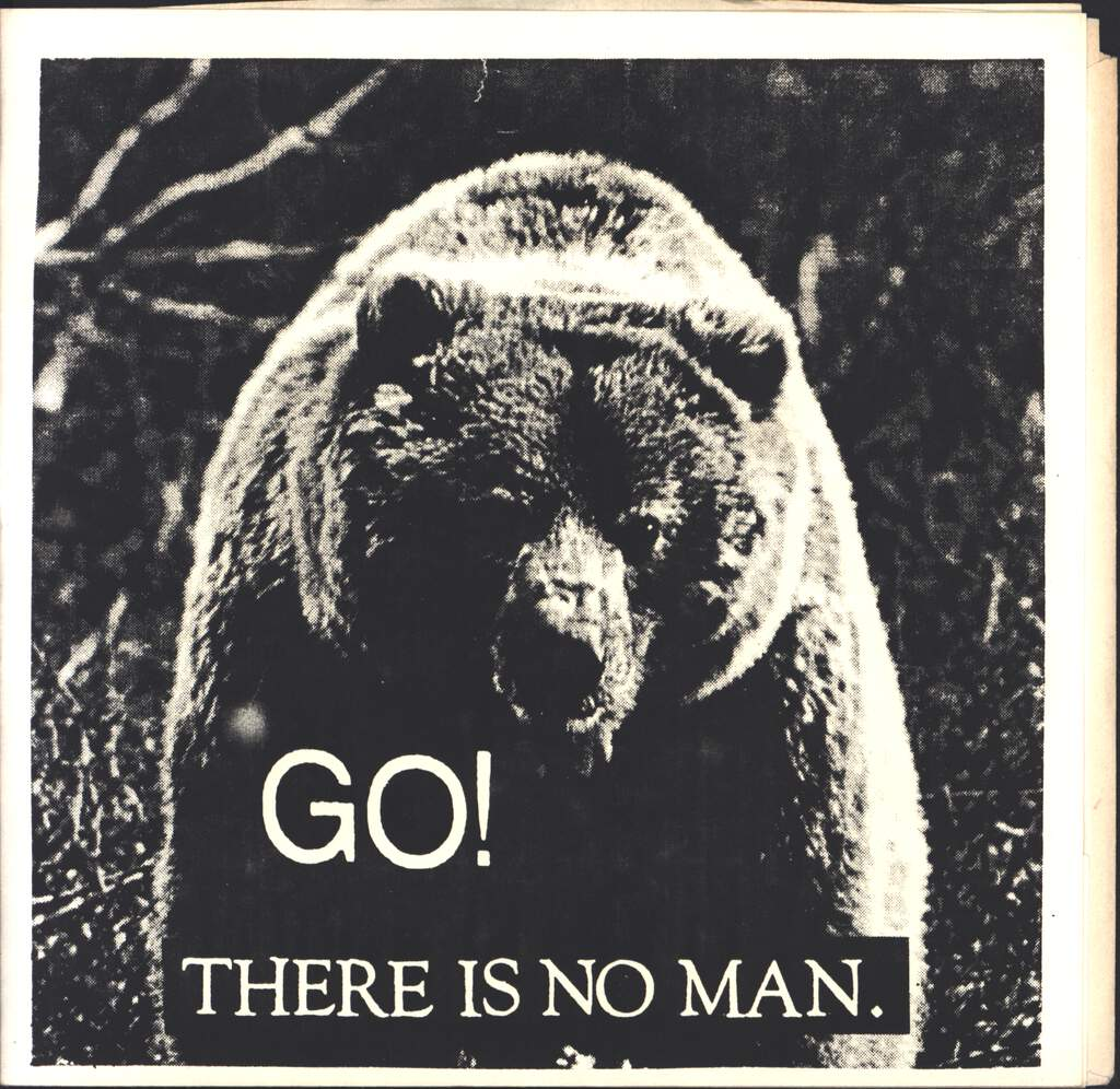 "Go!: There Is No Man, 7"" Single (Vinyl)"