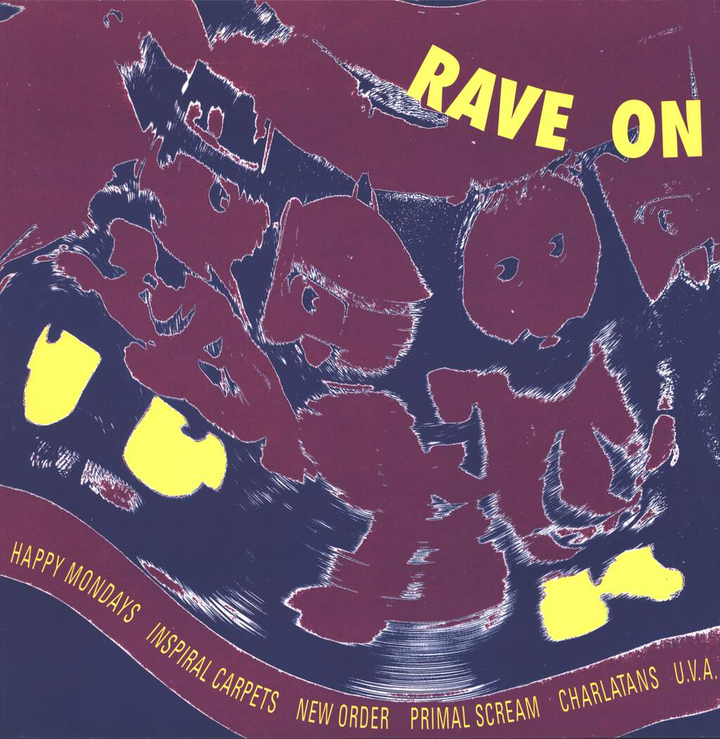 Various: Rave On, LP (Vinyl)