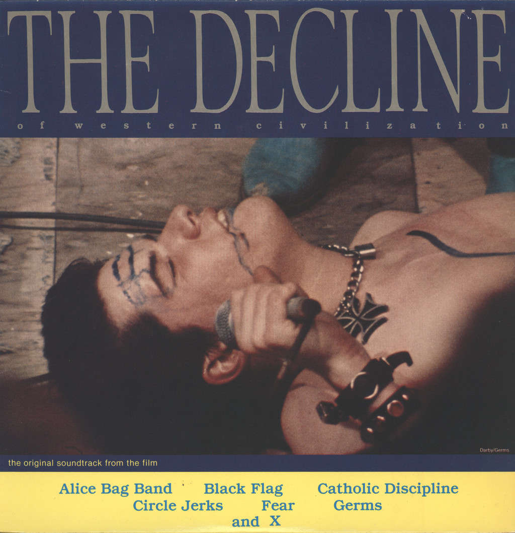 Various: The Decline Of Western Civilization, LP (Vinyl)