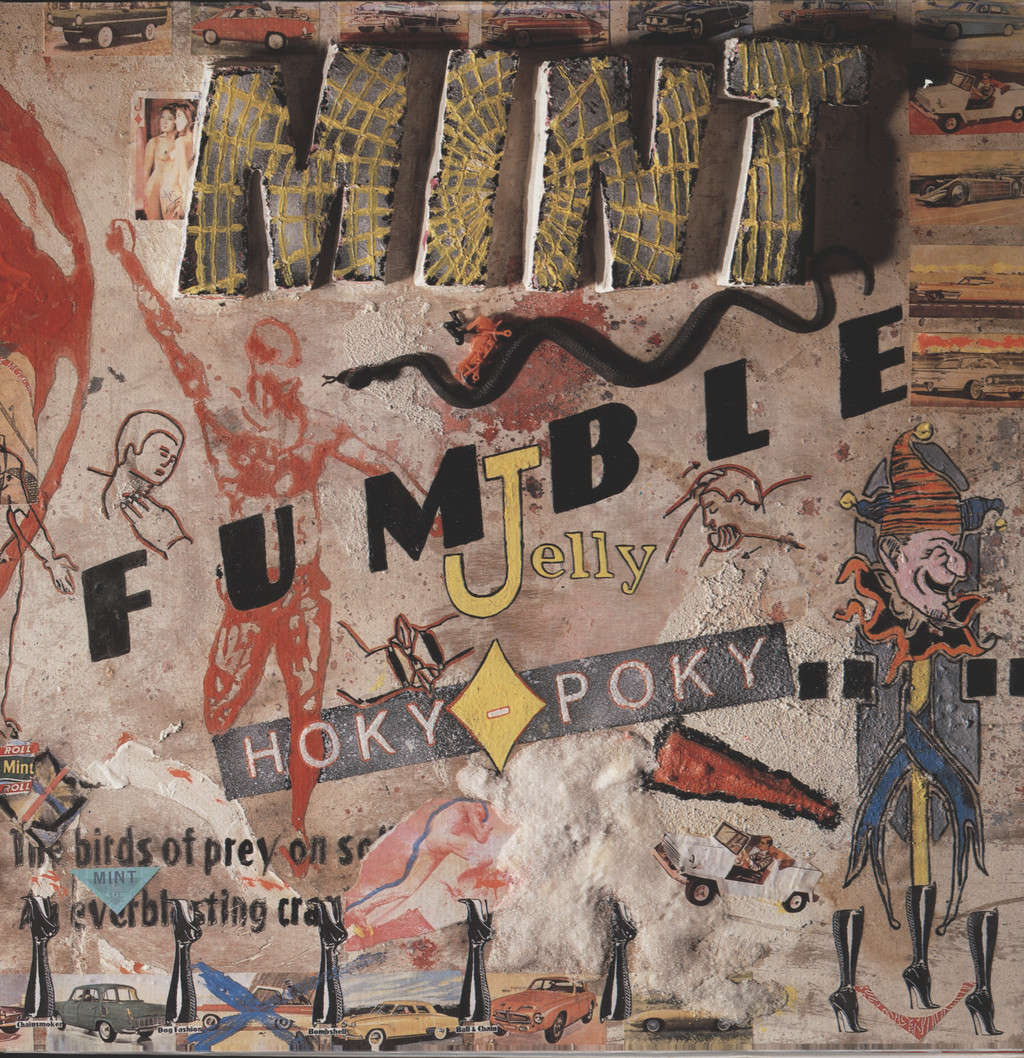 Mint Addicts: Fumble-Jelly-Hoky-Poky, LP (Vinyl)