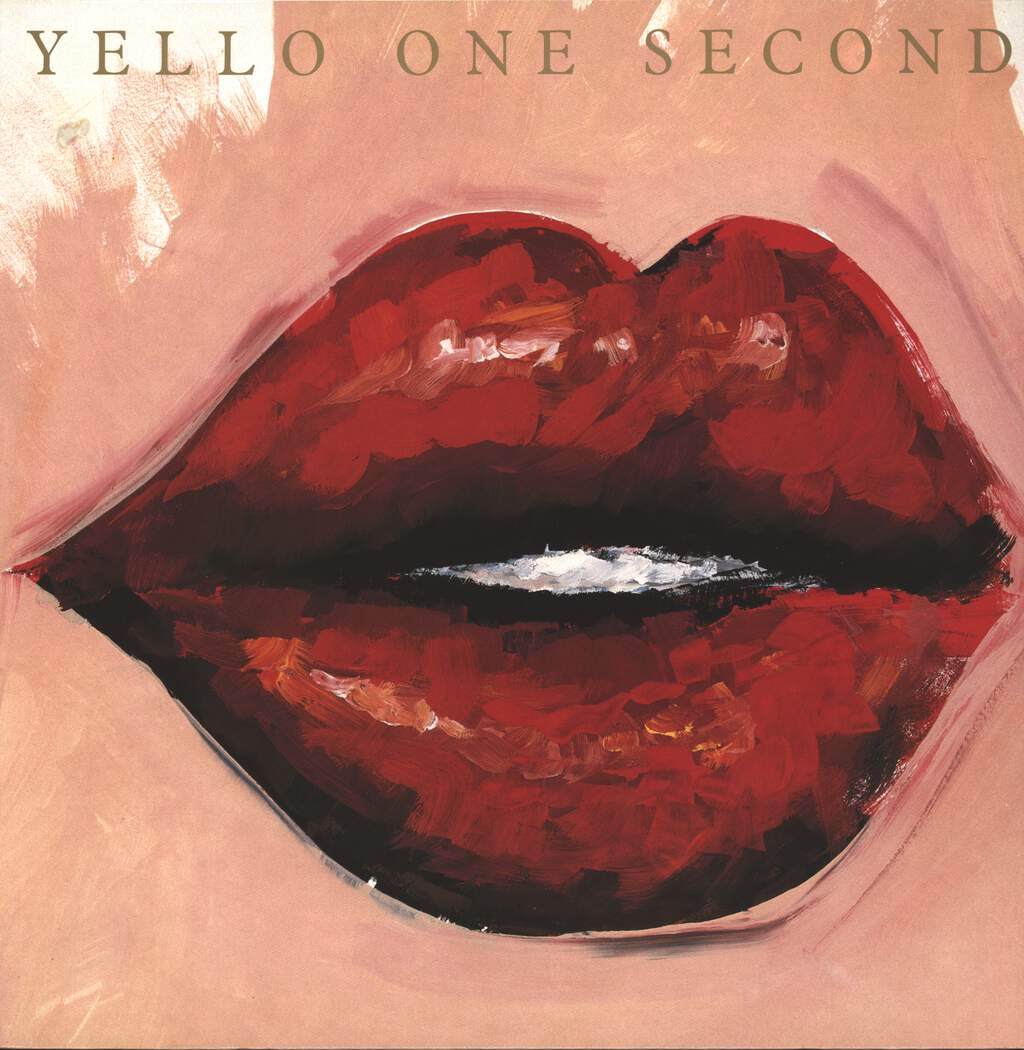 Yello: One Second, LP (Vinyl)