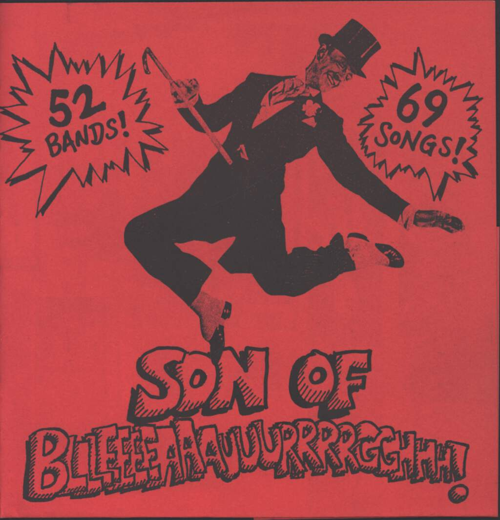 "Various: Son Of Bllleeeeaaauuurrrrgghhh!, 7"" Single (Vinyl)"