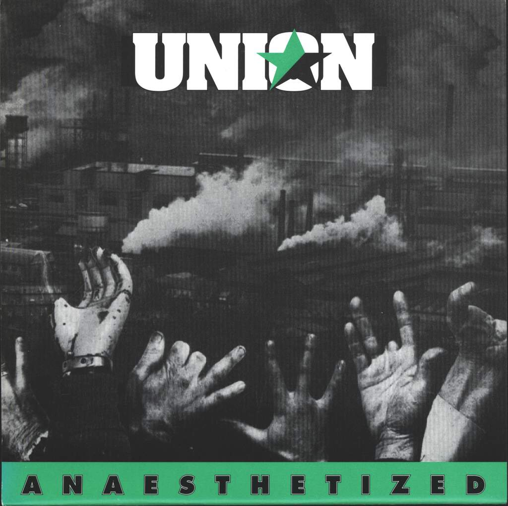 "Union: Anaesthetized, 7"" Single (Vinyl)"