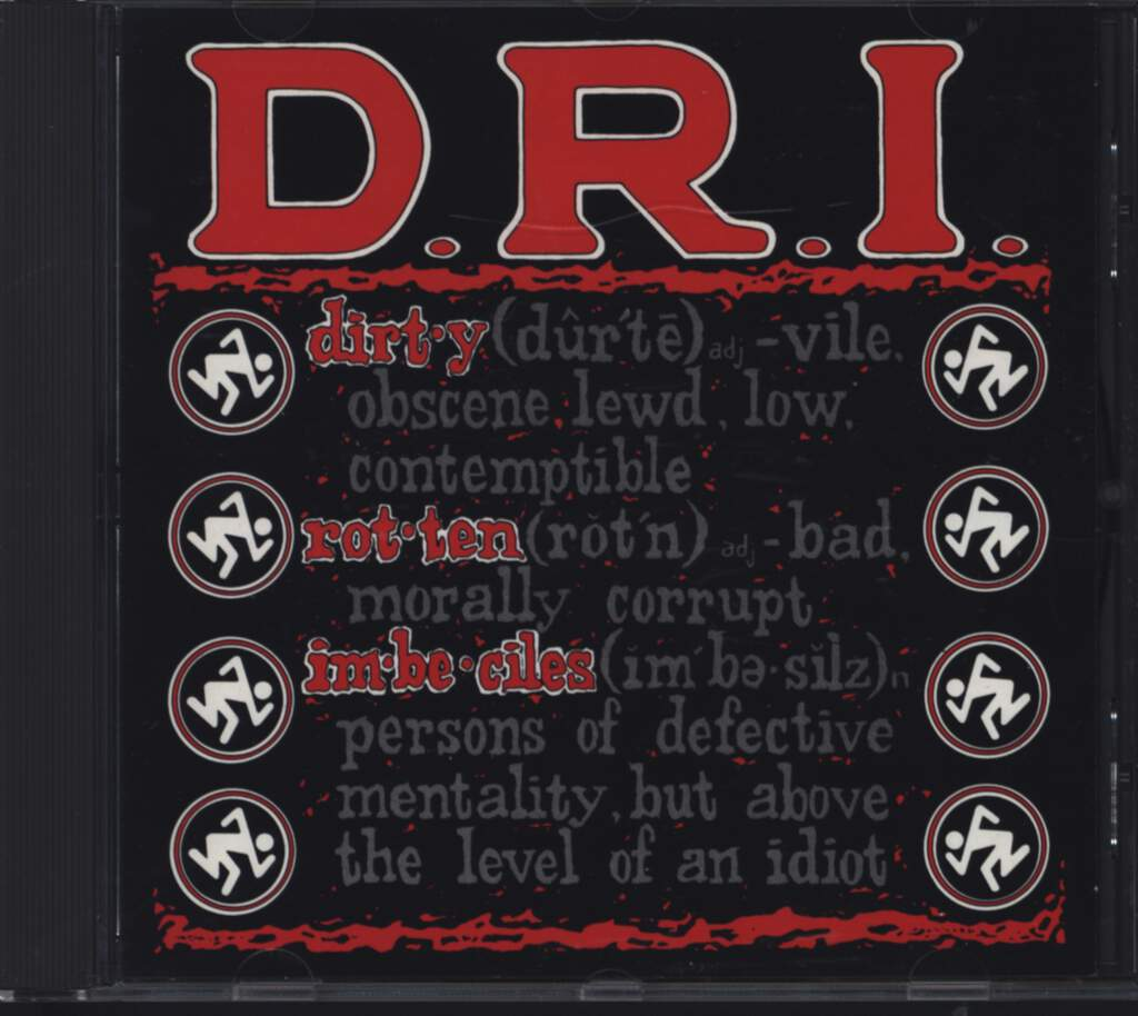 Dirty Rotten Imbeciles: Definition, CD
