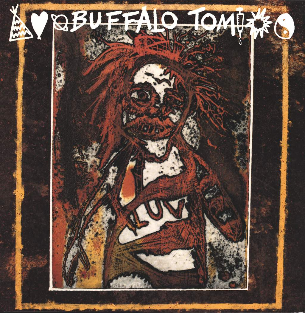 Buffalo Tom: Buffalo Tom, LP (Vinyl)