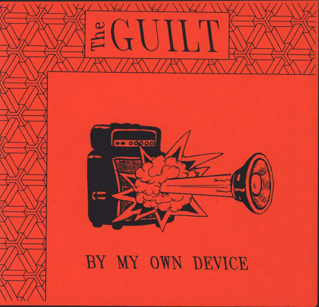 "The Guilt: By My Own Device, 7"" Single (Vinyl)"