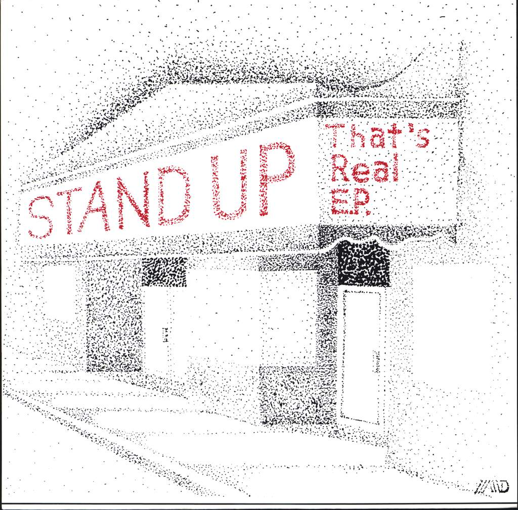 "Stand Up: That's Real E.P., 7"" Single (Vinyl)"
