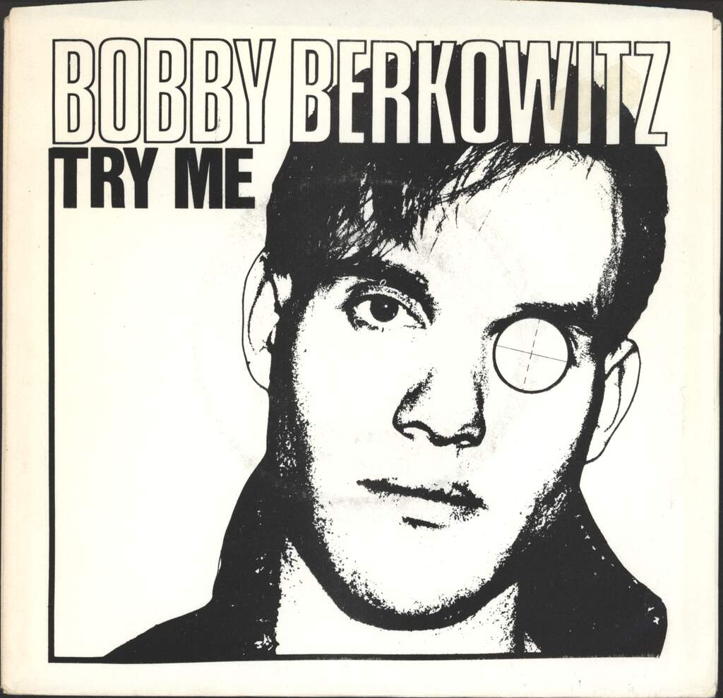 "Beirut Slump and Bobby Berkowitz: Try Me / Staircase, 7"" Single (Vinyl)"