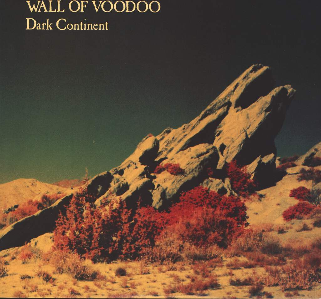 Wall Of Voodoo: Dark Continent, LP (Vinyl)