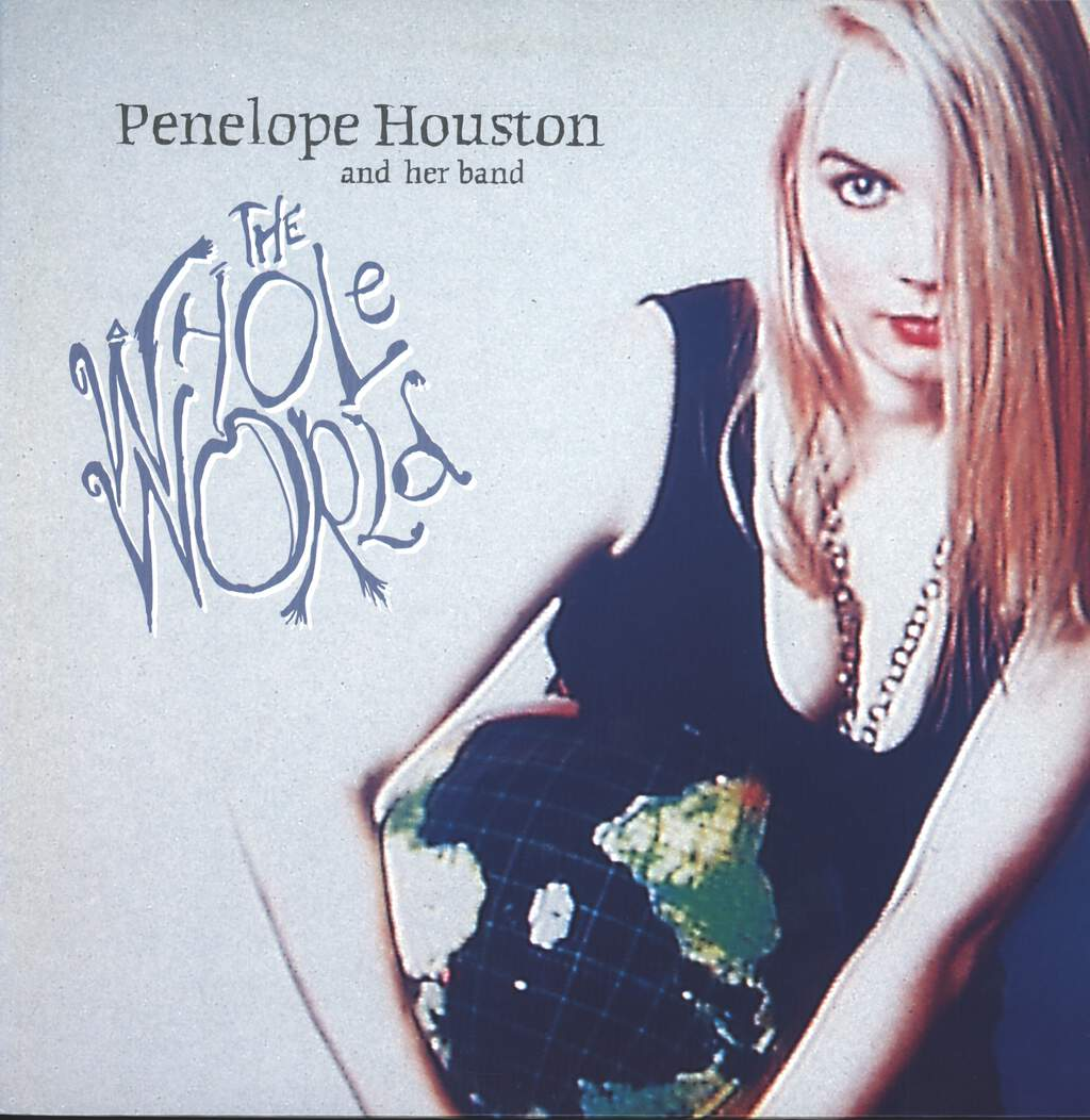 Penelope Houston And Her Band: The Whole World, LP (Vinyl)