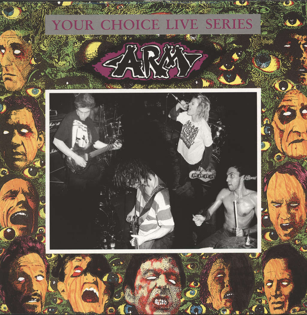 Arm: Your Choice Live Series, LP (Vinyl)