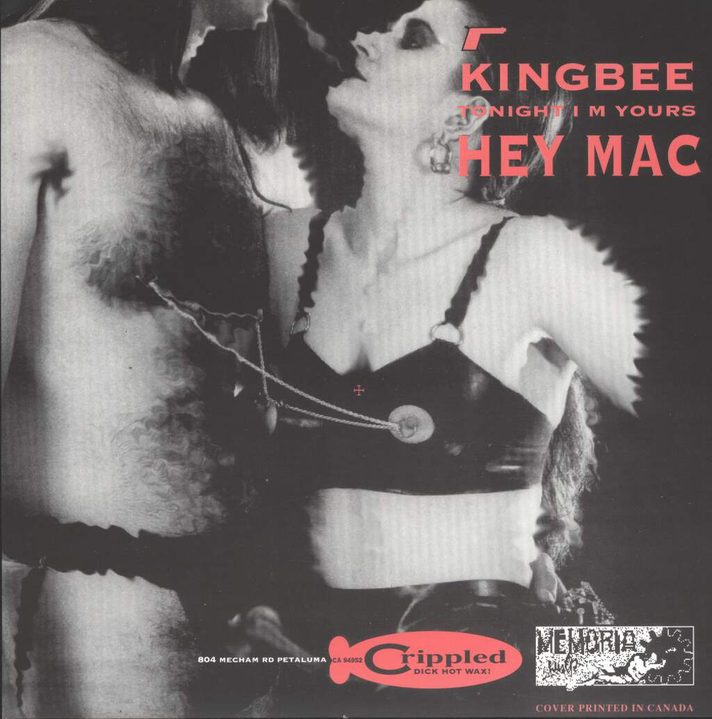 "H. Oilers: Kingbee, 7"" Single (Vinyl)"