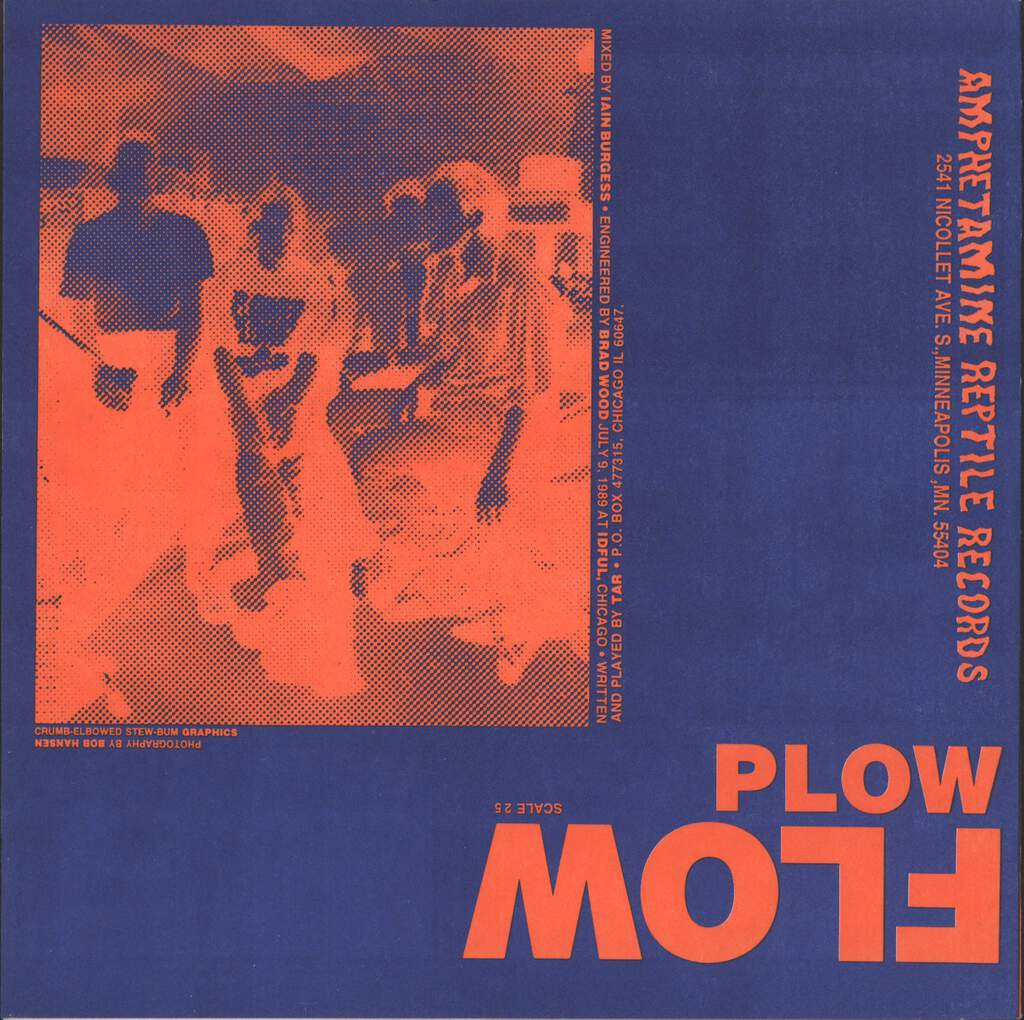 "Tar: Hand / Flow Plow, 7"" Single (Vinyl)"